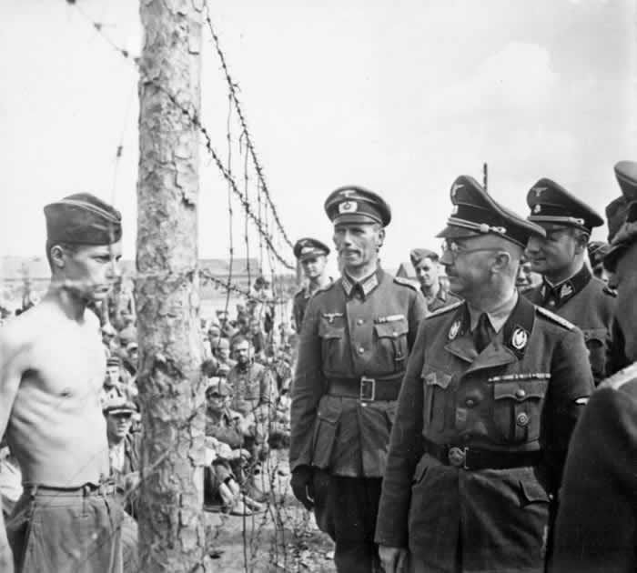 Heinrich Himmler Wanted To Remake Nazi Germany, But Ended Up In An Unmarked Grave