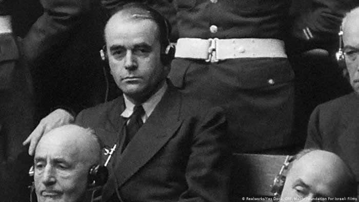 The highest-ranking Nazi to be spared the death sentence: Albert Speer at the Nuremberg Trials