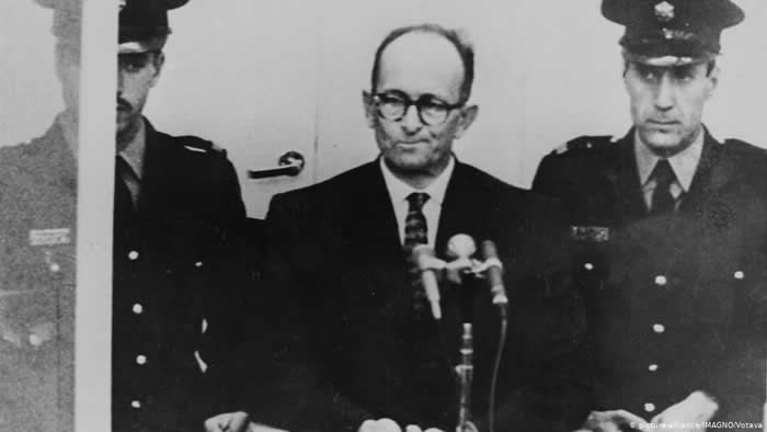 Eichmann was kidnapped and brought to Israel to stand trial