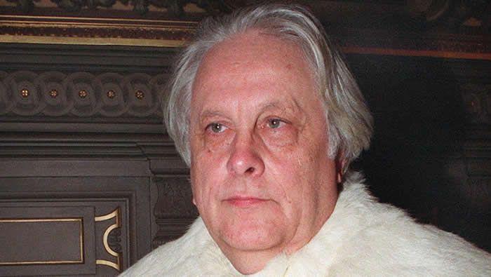 Pierre Truche, magistrat emblématique du XXe siècle, est mort le samedi 21 mars. - Joël Robine - AFP