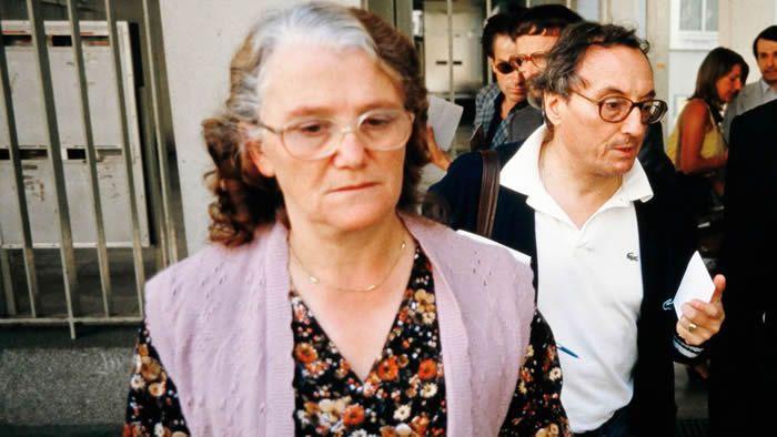 Monique Villemin, la grand-mère du petit Grégory.