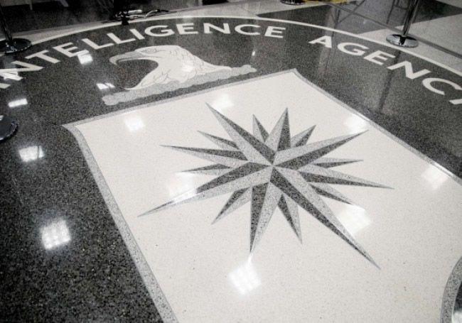Siège de la CIA à Langley, en Virginie. Photo Andrew Harnik/AP/SIPA