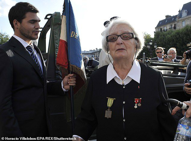 Cecile Rol-Tanguy, a French Resistance member who risked her life during World War II by working to liberate Paris from Nazi occupation, died yesterday at her home in Monteaux, France