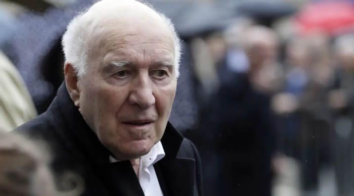 L'acteur Michel Piccoli.  Photo AFP