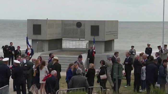 Débarquement du 6 juin 1944 : des commémorations à huis clos