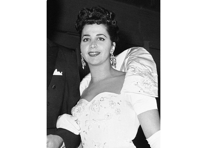 Rosalind Elias, who created roles in a pair of Samuel Barber world premieres and made her Broadway debut at age 81, died Sunday. She was 90. (Ray Howard / Associated Press)