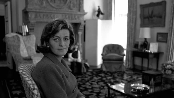 Jean Kennedy Smith, dernière survivante des neuf enfants Kennedy, est décédée jeudi à l'âge de 92 ans.  AFP
