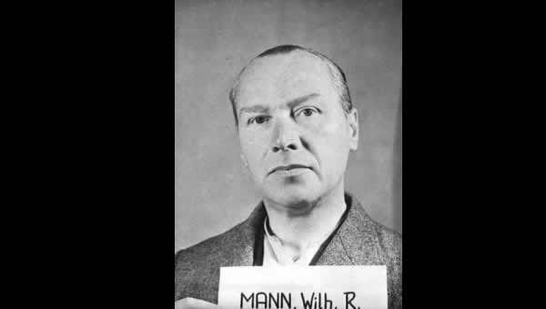 Mann Wilhelm Rudolf