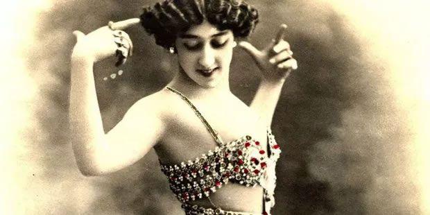La Belle Otero (1869-1965), courtisane et artiste de music-hall. (Sipa)