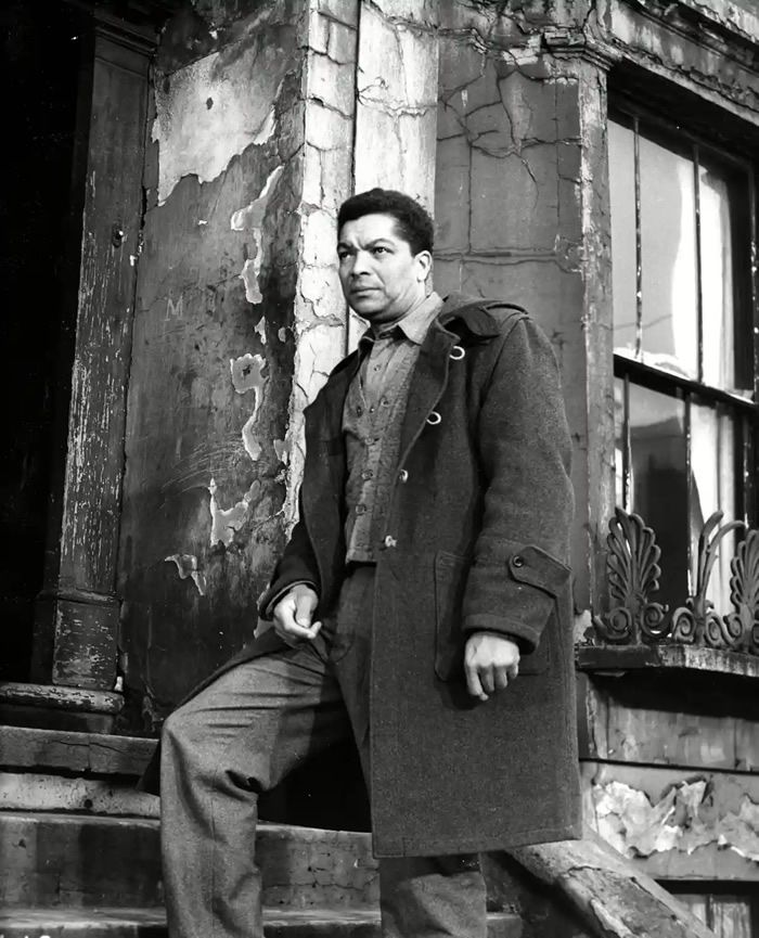 Earl Cameron in Flame in the Streets, 1961. Photograph: Rex/Shutterstock