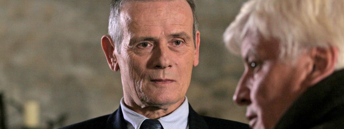 """Jean-François Garreaud dans la """"Lance de la destinée"""", une mini-série TV diffusée en 2007. (PHOTO12 / BERNARD FAU)"""