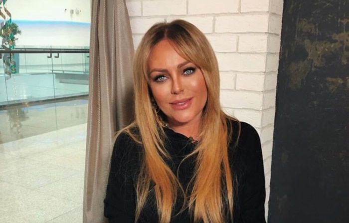 Russian singer Julia Nachalova