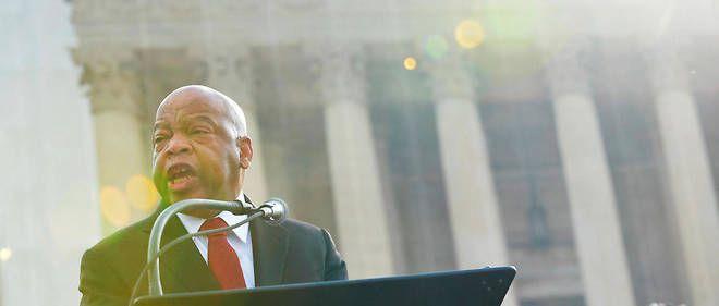 États-Unis : John Lewis, figure des droits civiques, est mort