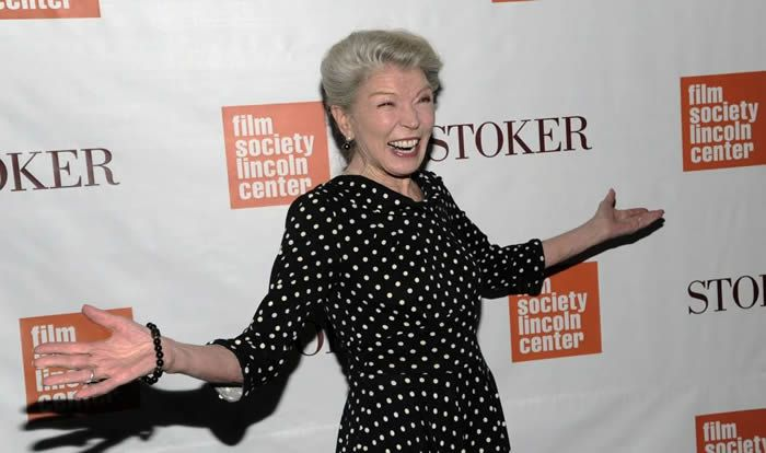 "Actress Phyllis Somerville attends the premiere of ""Stoker"" at Walter Reade Theatre in New York in 2013. Evan Agostini/Invision/AP, file"