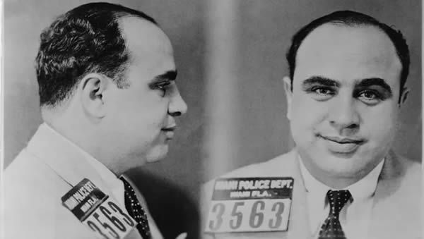 Capone Alphonse