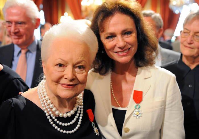 En 2010, la comédienne francophile recevait la Légion d'honneur au côté de Jacqueline Bisset. Reuters/P.W.
