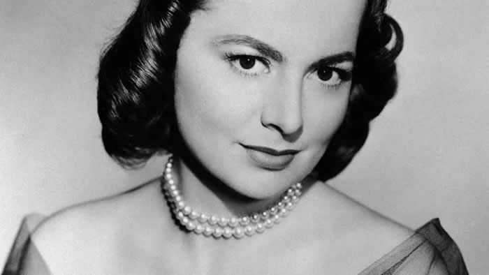 L'actrice américaine Olivia de Havilland (photo non datée). AP Photo