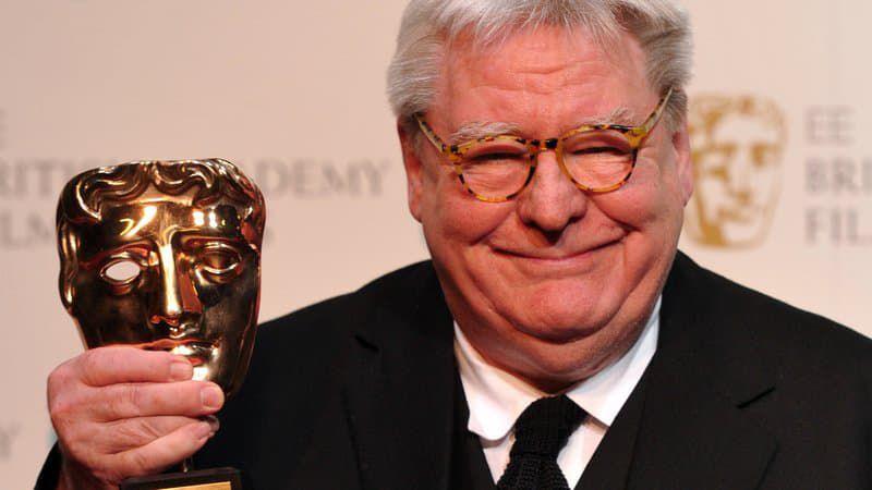 Le cinéaste Alan Parker aux Bafta Awards, en 2013. - Carl Court - AFP