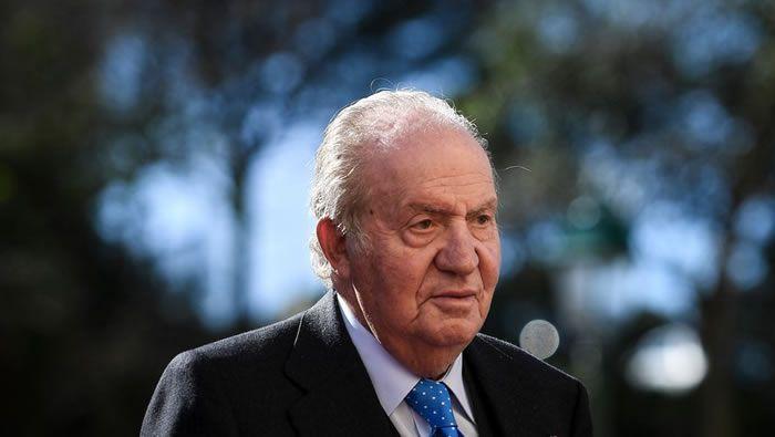 L'ancien roi d'Espagne, Juan Carlos. / Photo AFP