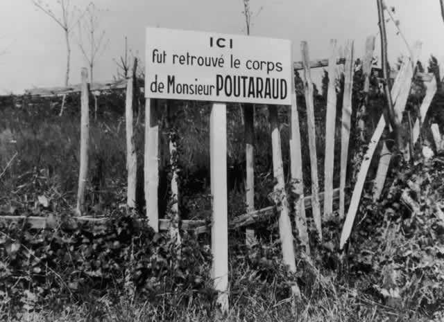 Il a fallu un patient travail pour identifier les corps des victimes du massacre d'Oradour, et ce ne fut pas possible pour beaucoup d'entre elles Getty / Keystone
