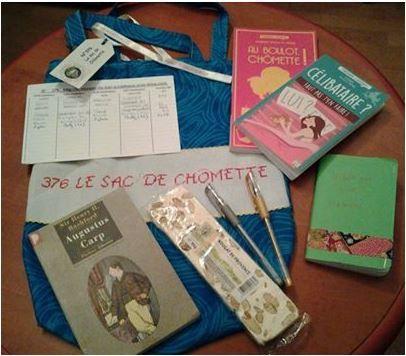 N°376 Le sac de Chômette : Mission N°6