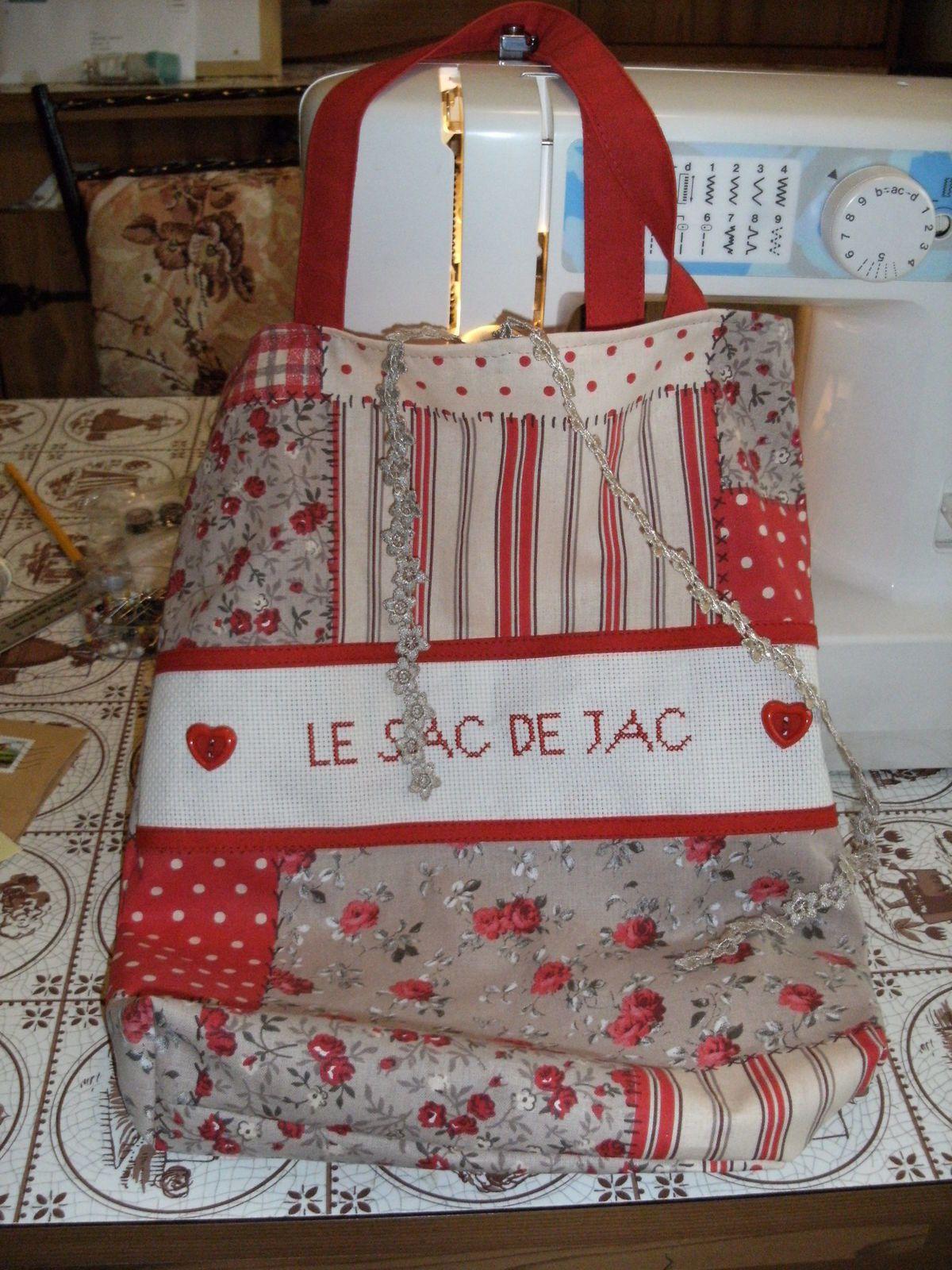 N°169 Le sac de Jac pour Miss Célébi