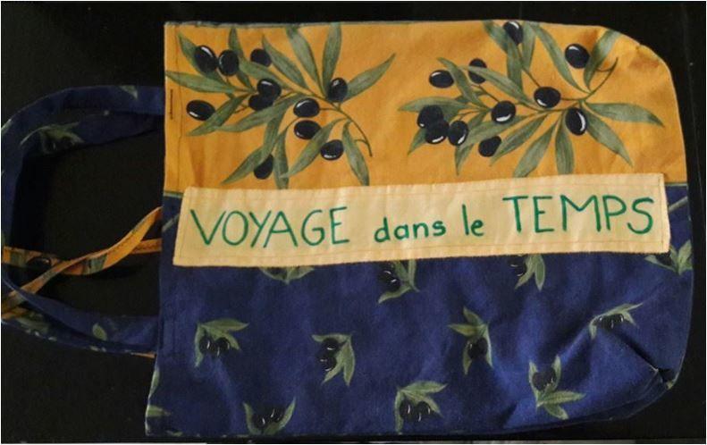 N°381 Voyage dans le temps : de Martine Béron