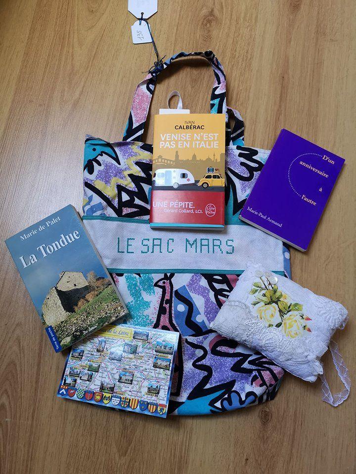 N°135 Le sac Mars : voyage 73