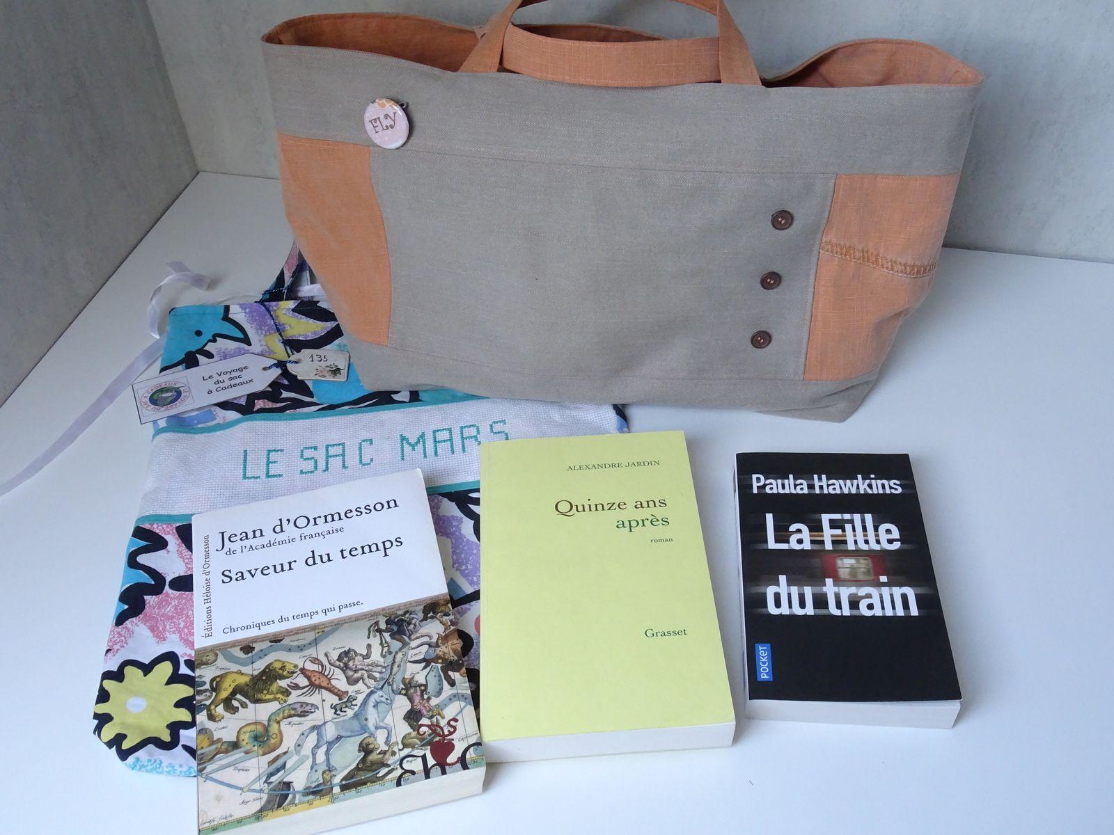 N°135 Le sac Mars : voyage 77