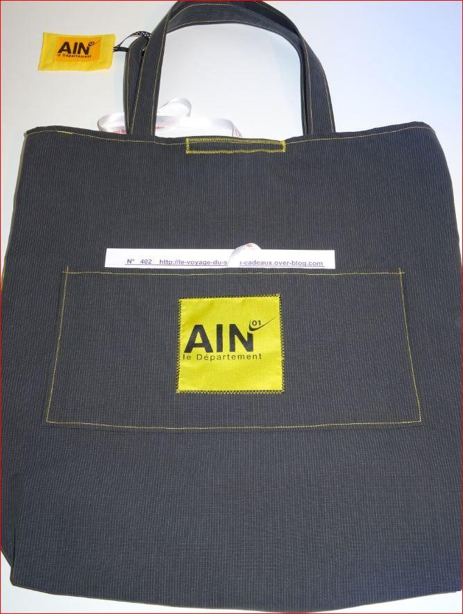 N°401 Le sac de l'Ain : 3ème voyage