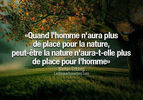 LA PLEINE NATURE
