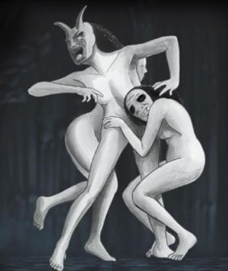 """Imago des Framboisiers - """"Orphée et les Bacchantes"""""""
