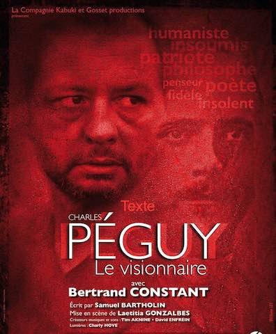"Samuel Bartholin - ""Péguy, le visionnaire"""