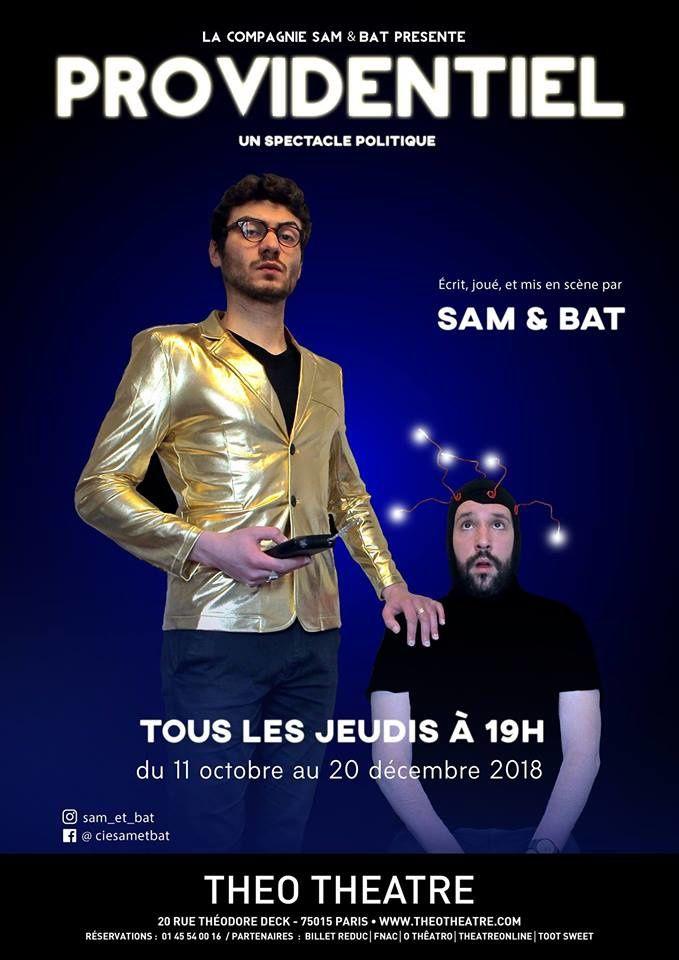 "Samuel Hibon, Baptiste Gens - ""Providentiel"""