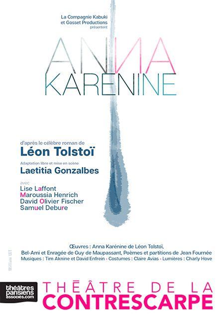 """Léon Tolstoï - """"Anna Karénine"""""""