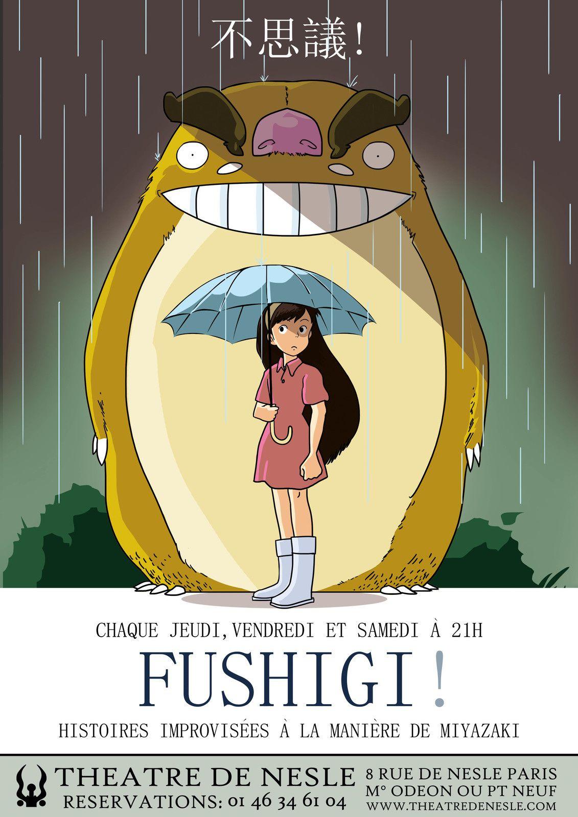 "Again! Productions - ""Fushigi"""