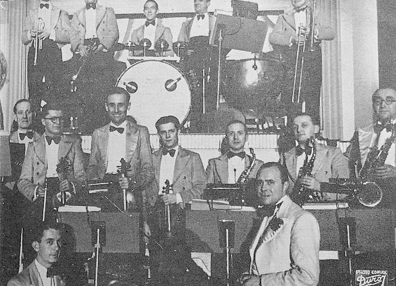 Paul Florendas, chef d'orchestre chez Medrano du Front populaire à débâcle de 1940