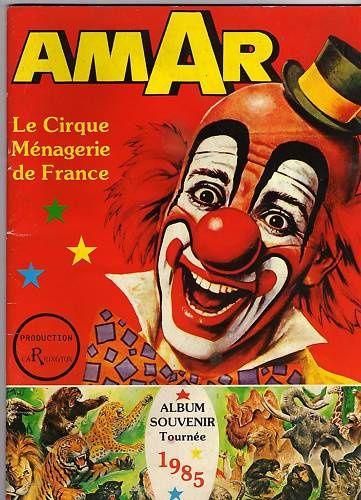 Louis Bernard, un passionné de cirque (1926-2008)