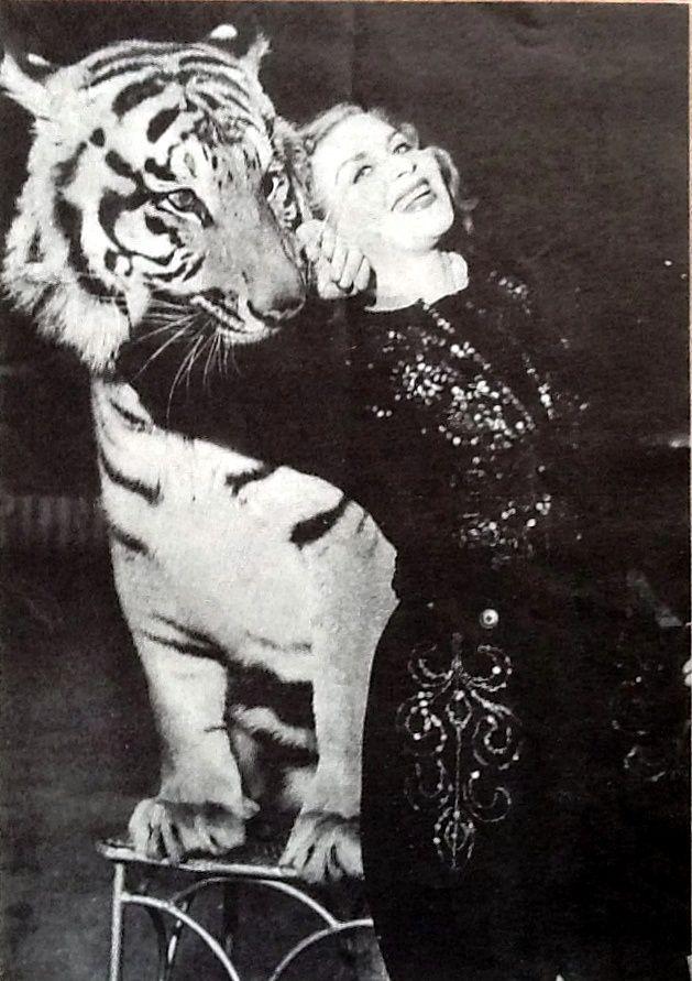 Margarita Nazarova 1926-2005, la tsarine de la piste