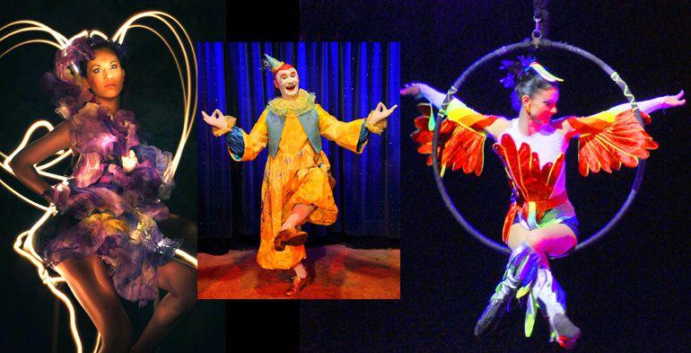 Judith Hüsch, styliste et créatrice de costumes de cirque