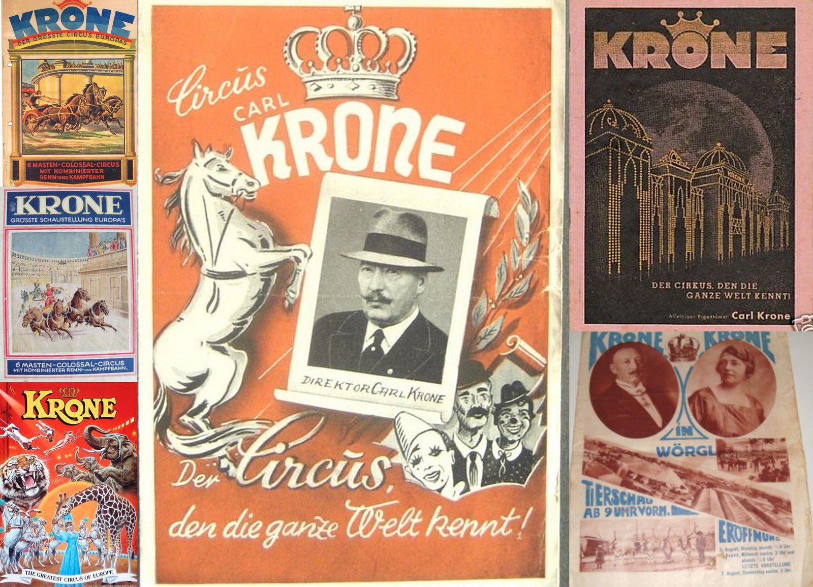 Quelques visuels du cirque allemand Krone (voir blog 7 février 2011)