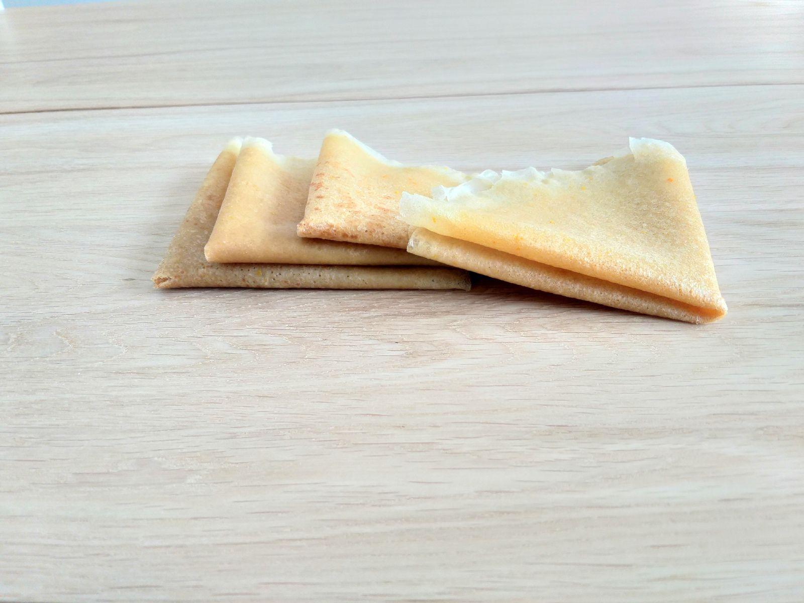 Pâte a crêpes