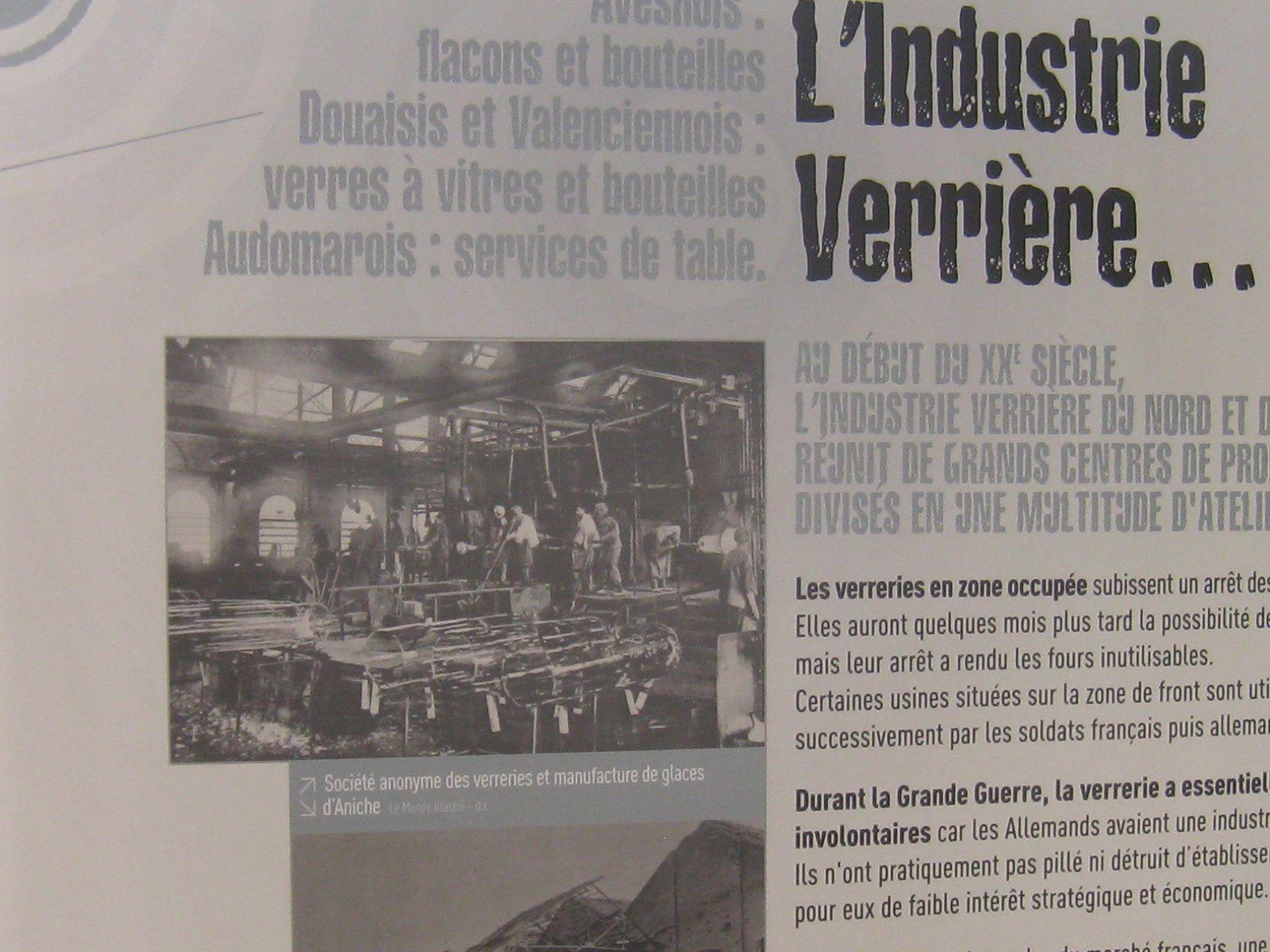 Exposition L'Industrie en Guerre