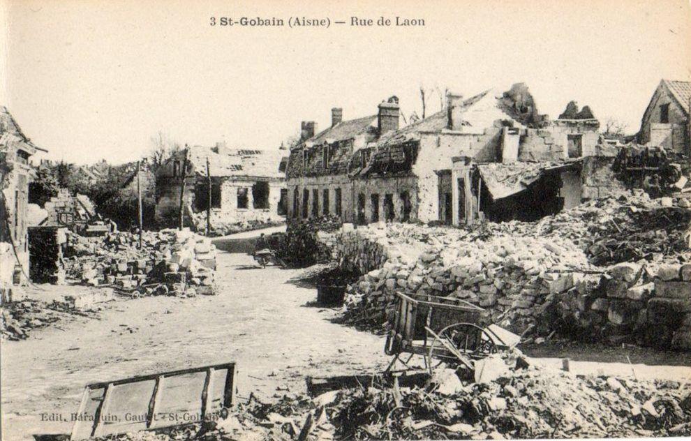 Album - Saint-Gobain usine et village