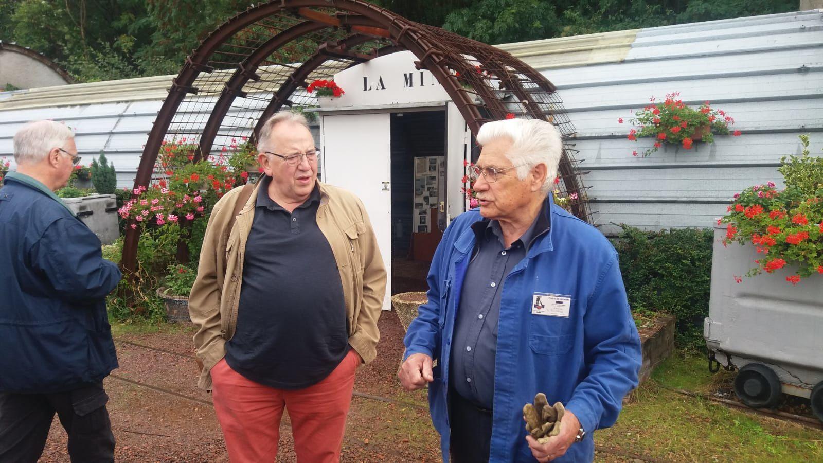 Réunion de rentrée annuelle des membres actifs du Centre de Mémoire