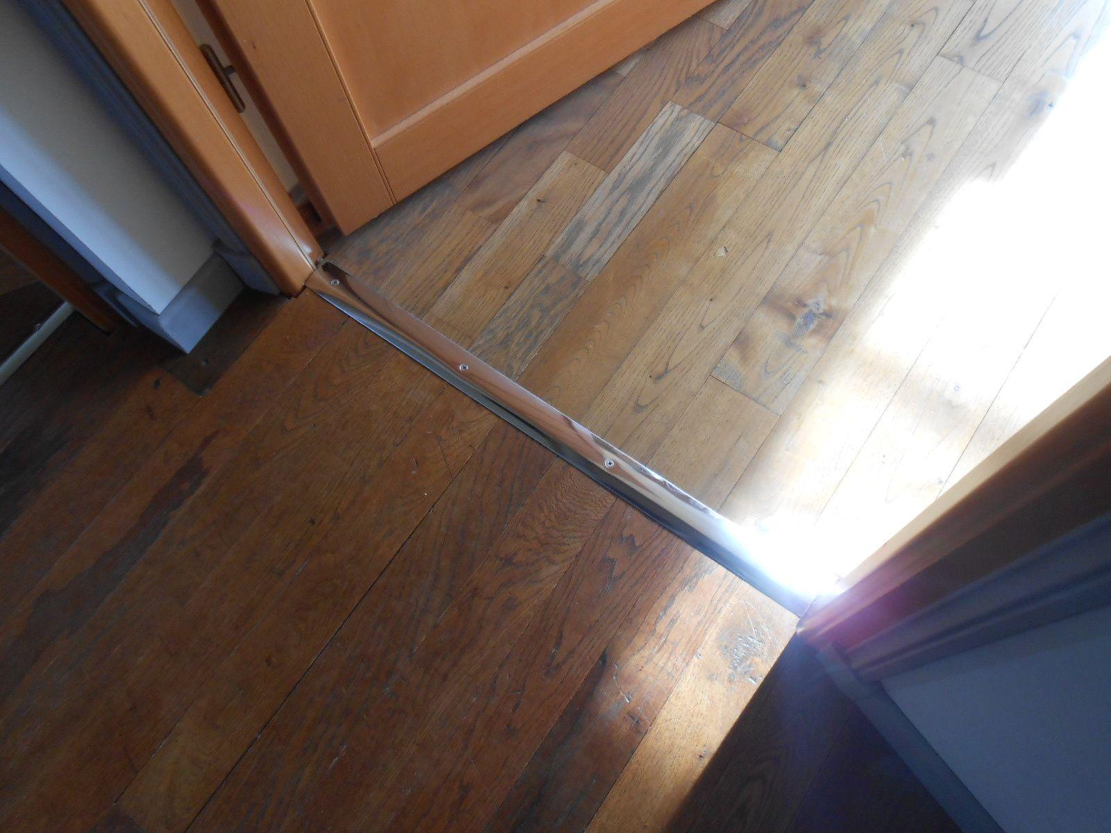 Comment Mettre Une Barre De Seuil barre de seuil - la maison aux 12 travaux