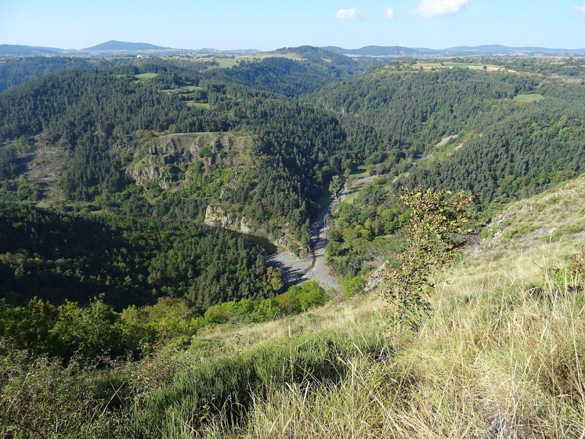 Chemin de Stevenson - de Monastier sur Gazeille à Bouchet Saint Nicolas