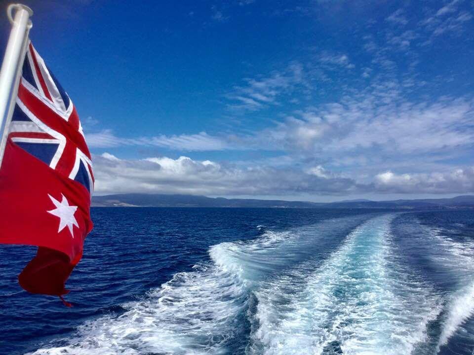 AUSTRALIE - Tasmanie - 20 - 21  - 22 & 23 Février