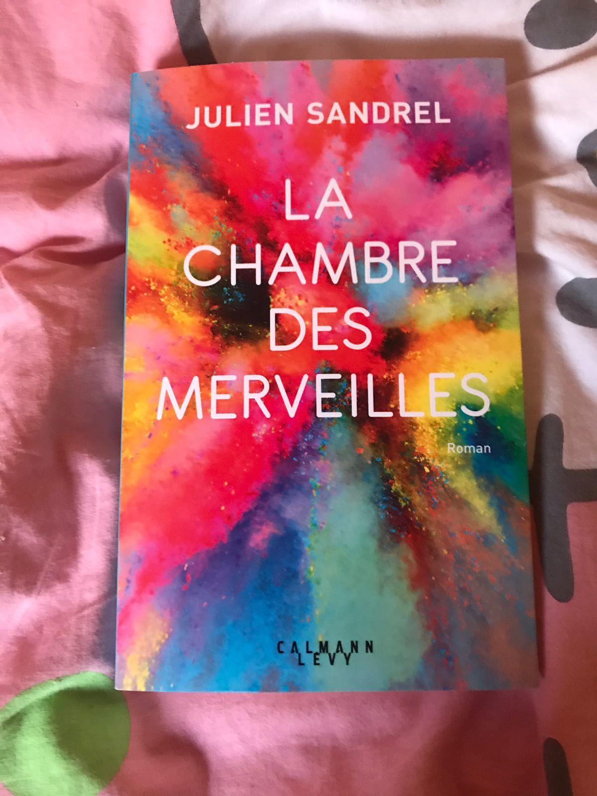 Un hymne à l'espoir : La chambre des merveilles de Julien Sandrel