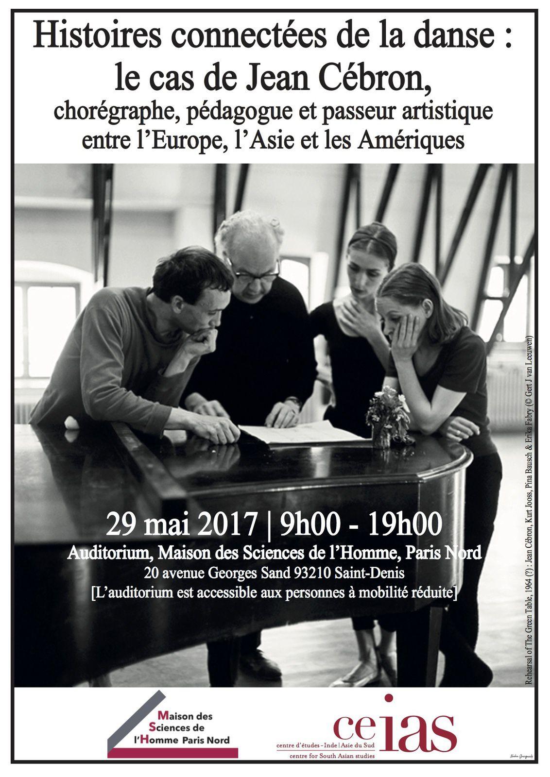 chorégraphe, pédagogue et passeur artistique entre l'Europe, l'Asie et les Amériques.